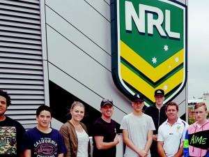 Ciantar unit attends NRL weekly workshops