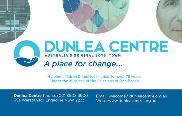 75th Anniversary Dunlea Centre