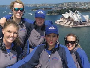 Annual Report 2016: Celebrating Sydney Harbour Climb