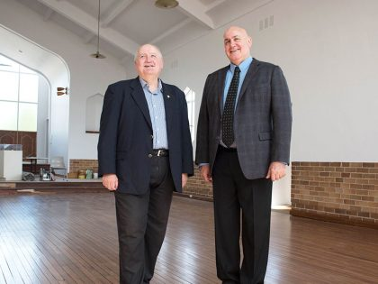 HISTORY PRESERVED FOR DUNLEA CENTRE