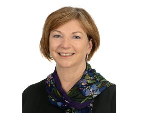 INTRODUCING OUR NEW CHAIR – GERALDINE GRAY