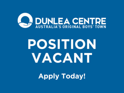 Dunlea Centre Teacher Vacancy