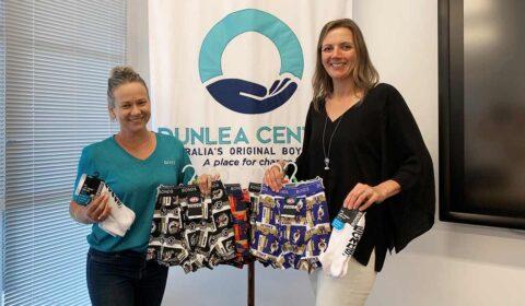 dunlea-centre-donations