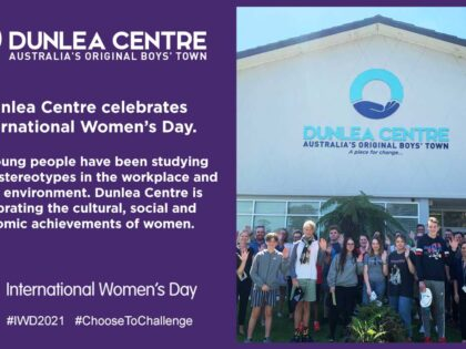 Dunlea Centre Celebrates International Women's Day
