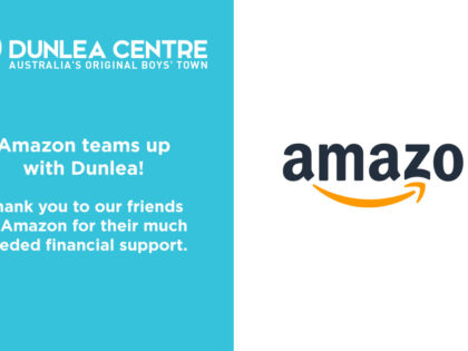 Amazon Teams Up With Dunlea Centre