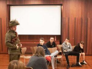 Dunlea Centre Studies World War 1