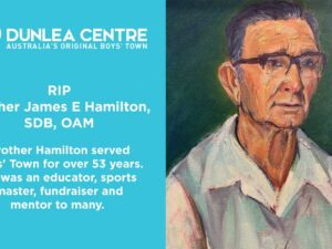 Celebrating Brother Hamilton's Life