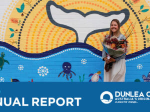 Dunlea Centre 2020 Annual Report