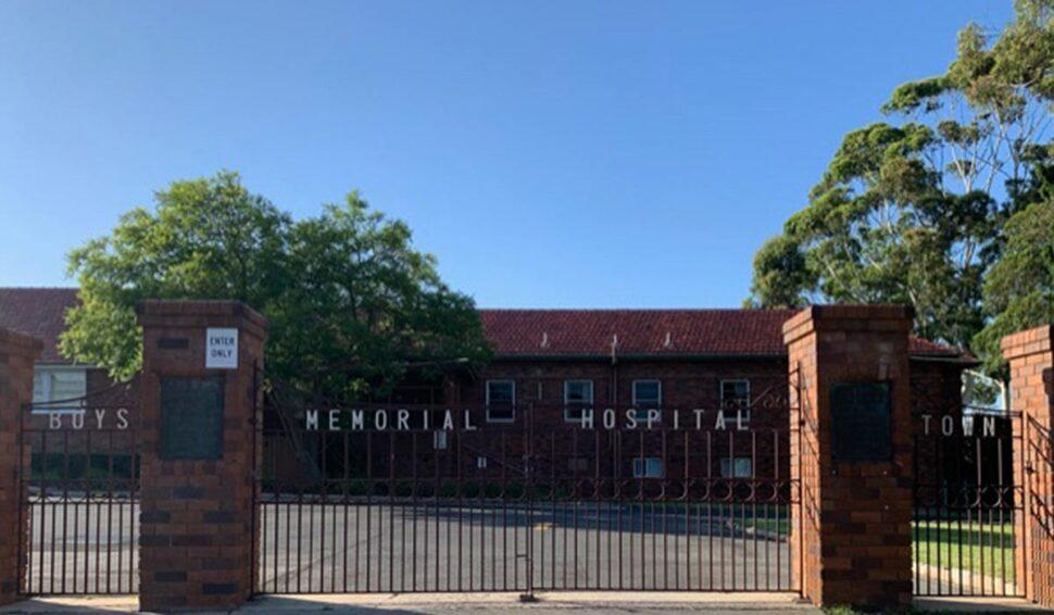 Dunlea-Centre-war-Memorial-hospital