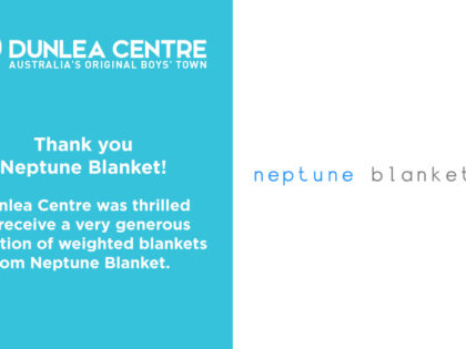 Thank You Neptune Blanket